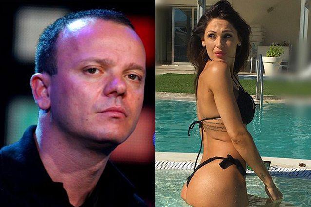 Gigi D'Alessio smentisce la crisi con Anna Tatangelo, ma… che musi lunghi a cena