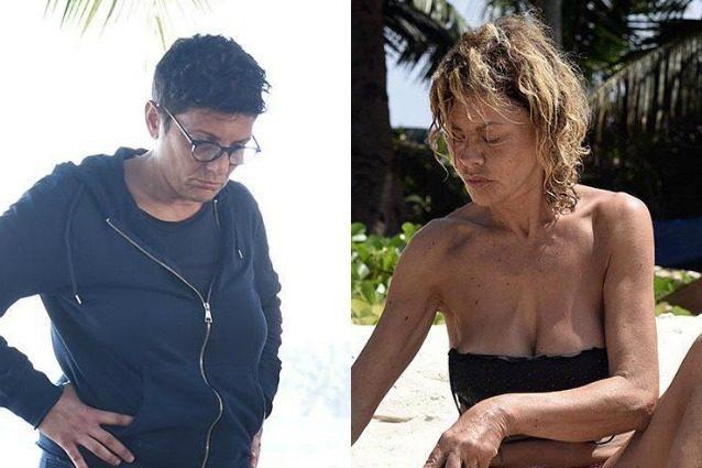 """Imma Battaglia: """"Eva Grimaldi sull'Isola per scrollarsi di dosso gli stereotipi"""""""