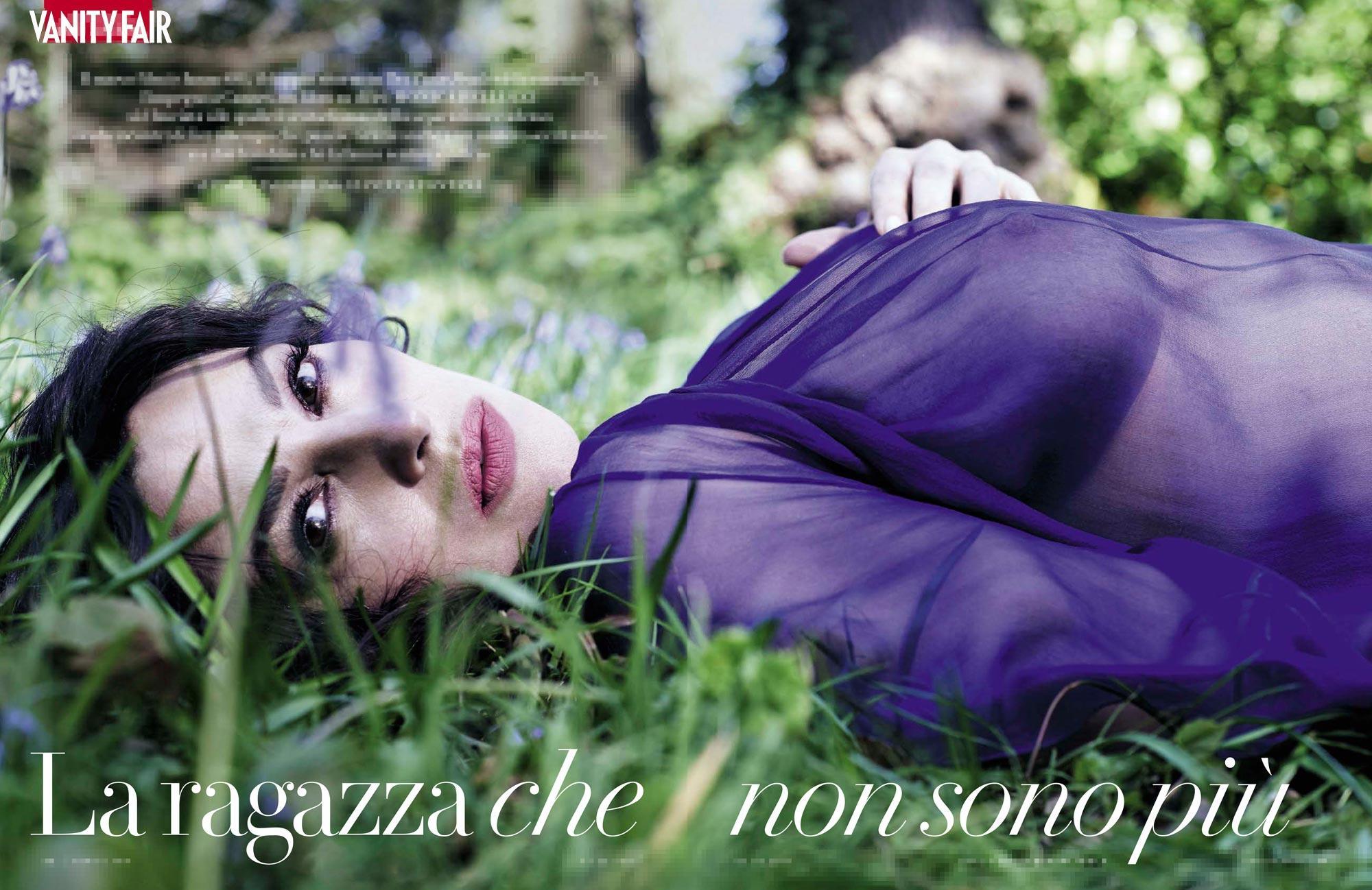 Monica Bellucci sexy a 52 anni: