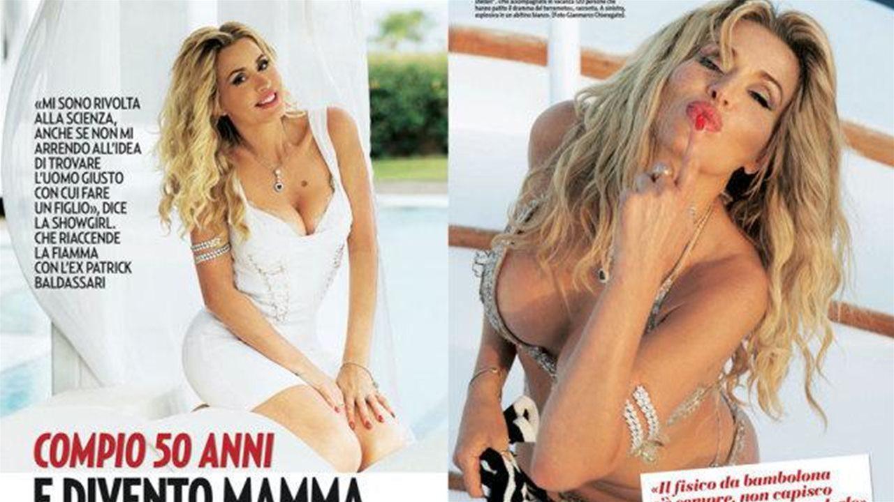 """Valeria Marini e il nuovo amore: """"Love story focosa col giovane meridionale"""""""