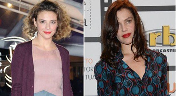 """C'è ruggine tra Jasmine Trinca e Micaela Ramazzotti: """"Non si guardano. Furto di ruoli?"""""""
