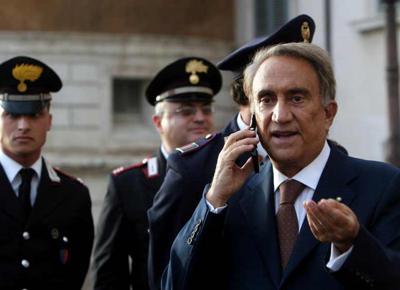 Emilio Fede condannato a 3 anni e mezzo per concorso in bancarotta