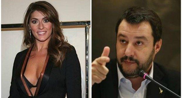 """Salvini su Facebook: """"Io e Elisa stiamo insieme alla faccia dei guardoni e degli spioni"""""""