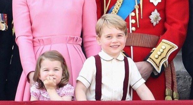 """""""George e Charlotte sono troppo vivaci"""". Ecco la decisione choc di Kate Middleton"""