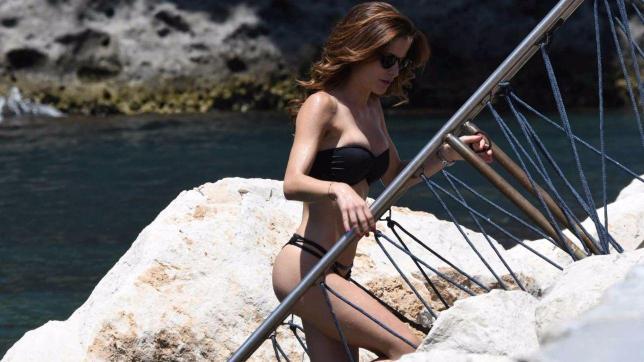 """Giulia Elettra Gorietti, che curve super sexy per l'attrice della fiction """"Solo per amore"""""""