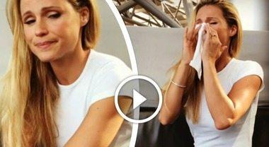 Michelle Hunziker e il video misterioso su Instagram: