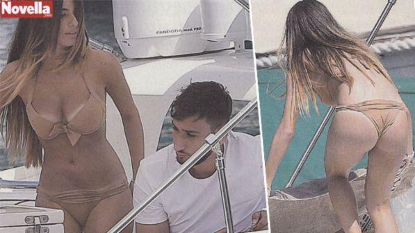 Gianluigi Donnarumma, ultime vacanze a Portofino con la sua Alessia