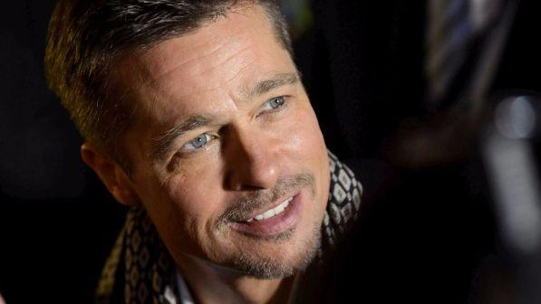 Brad Pitt condannato a pagare 565 mila euro a un?artista francese