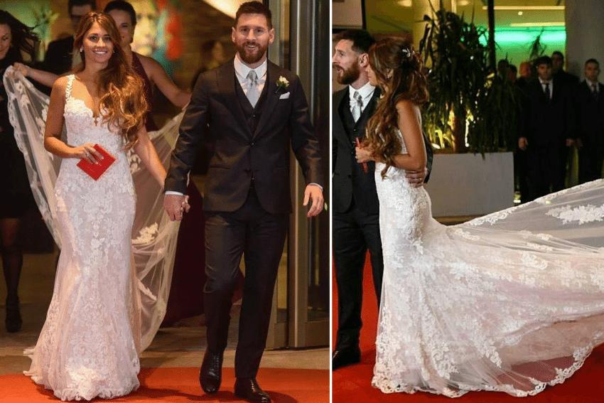 Invitati milionari (e spilorci) alle nozze di Messi: solo 11mila dollari di donazione in beneficenza