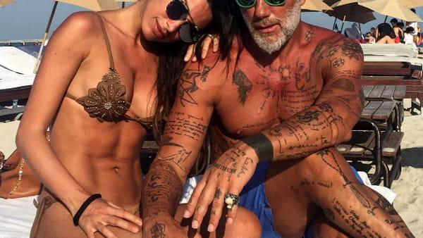 """Gianluca Vacchi e l'ex Giorgia Gabriele: """"Ha trascorso l'estate alle Maldive spesata da lui"""""""