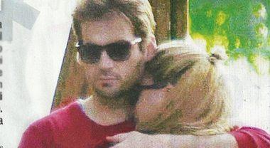 Michelle Hunziker in crisi, scoppia a piangere con Tomaso Trussardi