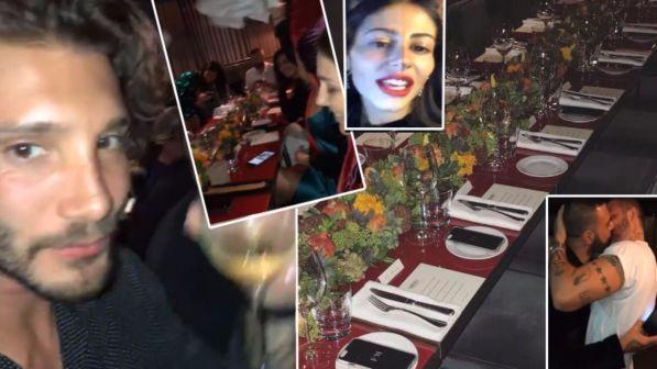 Stefano De Martino, compleanno con Gilda e... promessa d?amore a sorpresa
