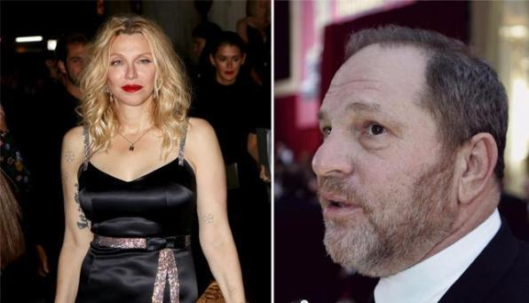 "Weinstein, Courtney Love sapeva:""Se vi invita in una suite al Four Season, rifiutate"""