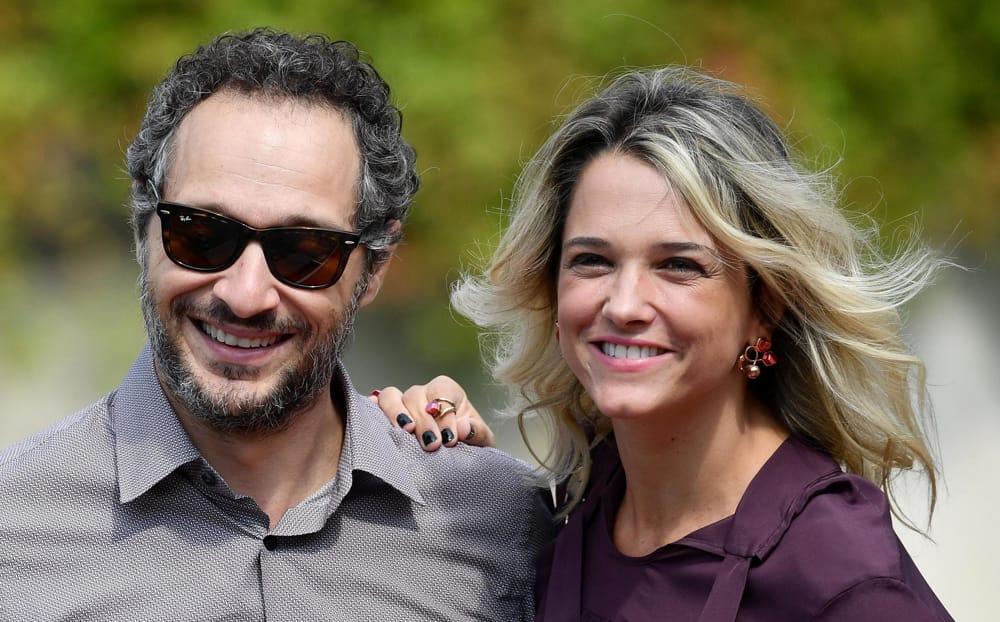 """Francesca Barra: """"Minacciata di morte perché amo Claudio Santamaria"""""""