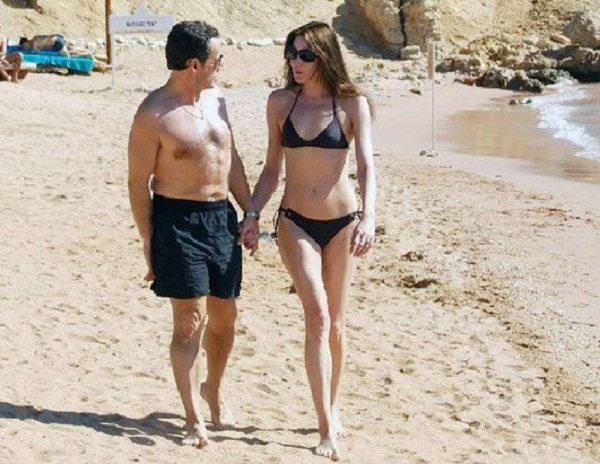 """""""Sesso fantastico"""", le rivelazioni hot di Carla Bruni con Sarkozy"""