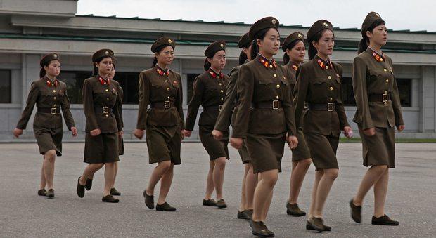 Corea del Nord, la soldatessa choc: «Stupri e violenze, non avevamo più il ciclo»