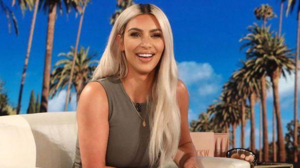 Kim Kardashian conferma accidentalmente il sesso del bebè: