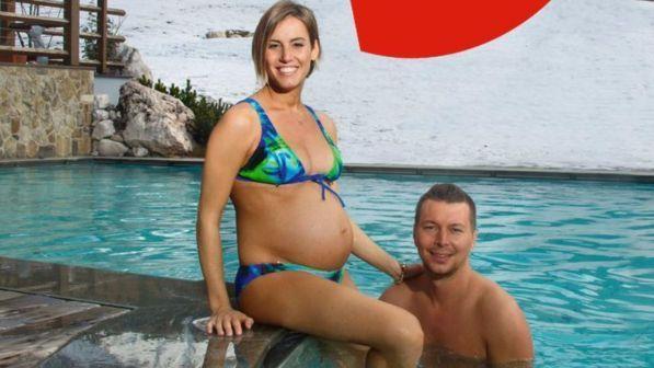 """Tania Cagnotto: """"Tra due mesi divento mamma, sarà una femminuccia"""""""