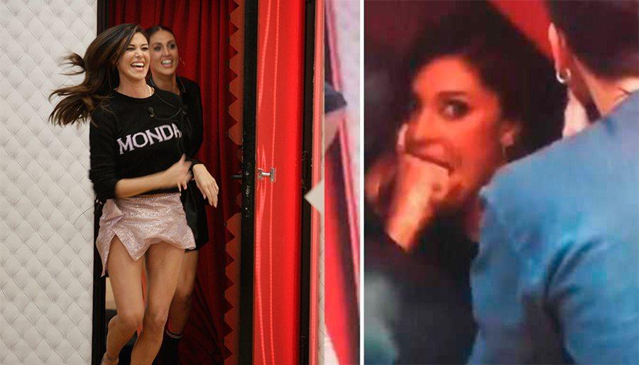 'Che schifo', Belen Rodriguez furiosa mostra la verità sul secondo video dell'armadio al Gf Vip: ecco le sue prove