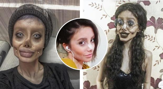 """""""Angelina Jolie? Non c'entra niente. Voglio somigliare a..."""": la vera storia di Sahar"""