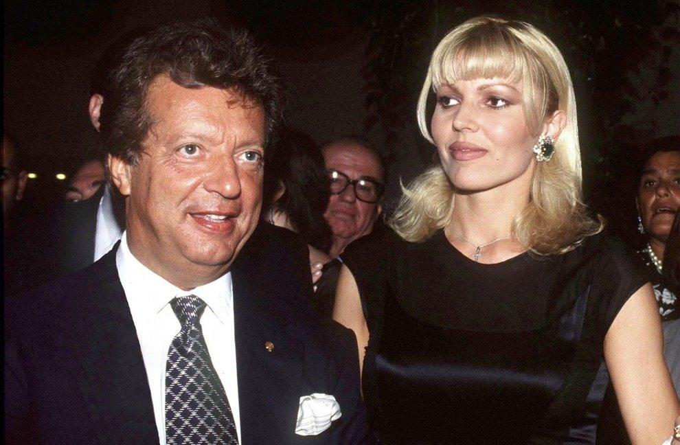 """Cecchi Gori, l'ex moglie Rusic: """"E' uscito dal coma farmacologico, era contento di vederci"""""""