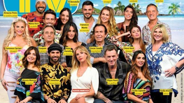 """""""Isola dei Famosi"""", ecco la prima foto ufficiale del cast"""