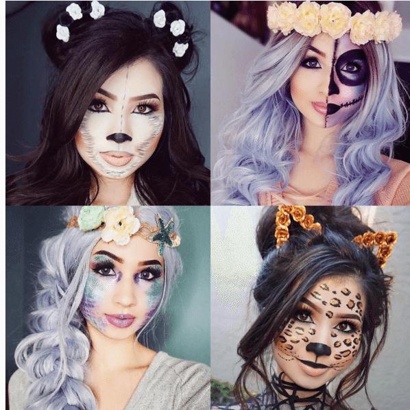 Halloween: il make up per la festa delle streghe