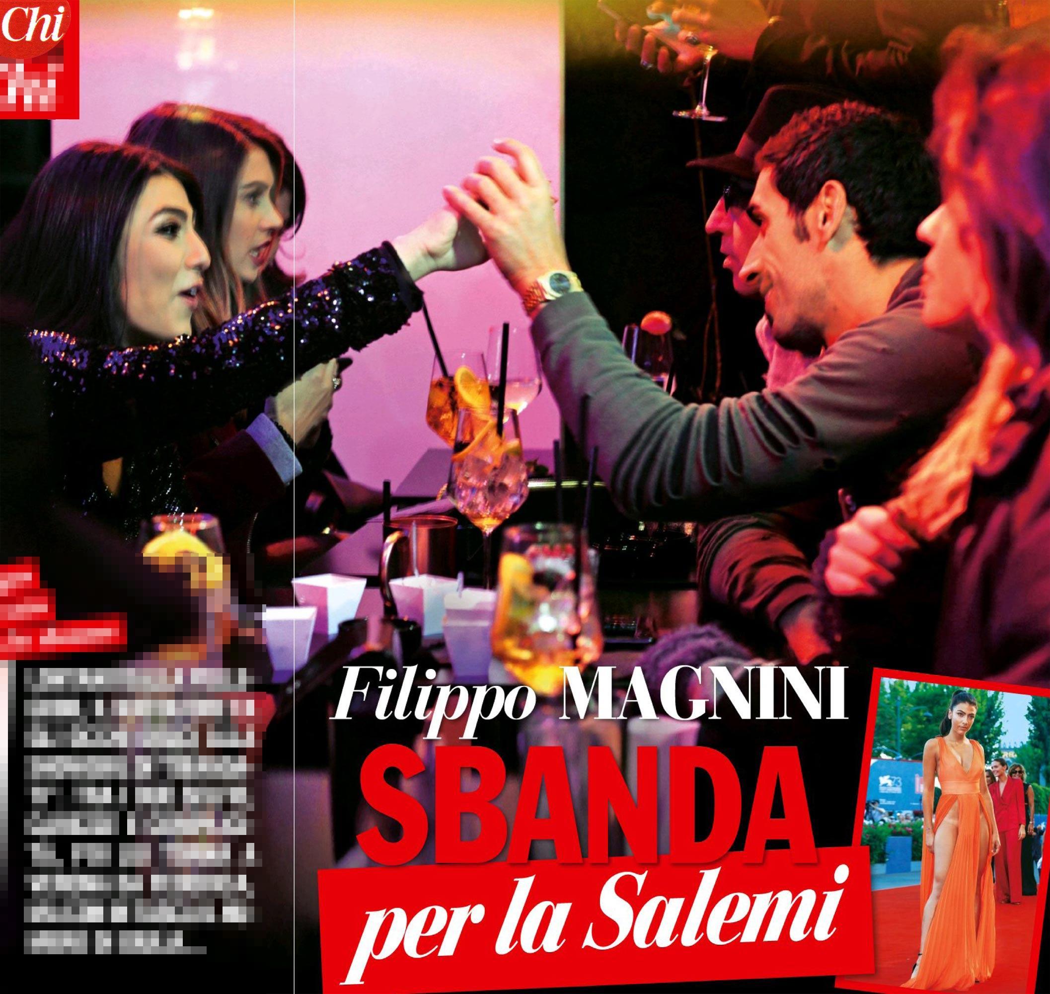 Filippo Magnini, che intesa con Giulia Salemi!