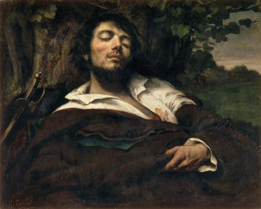 Torna Courbet ai Diamanti di Ferrara