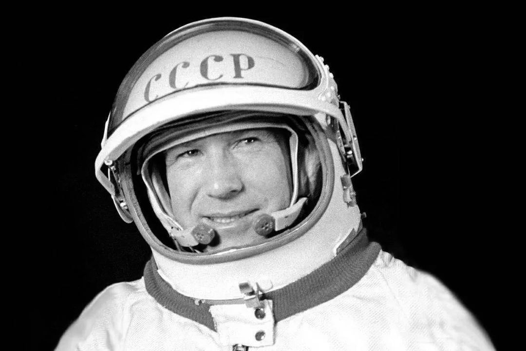 Il cosmonauta russo Alexei Leonov