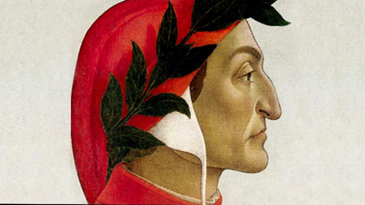 La grande quercia di Dante. La Reliquia, il sudario. L'Inferno
