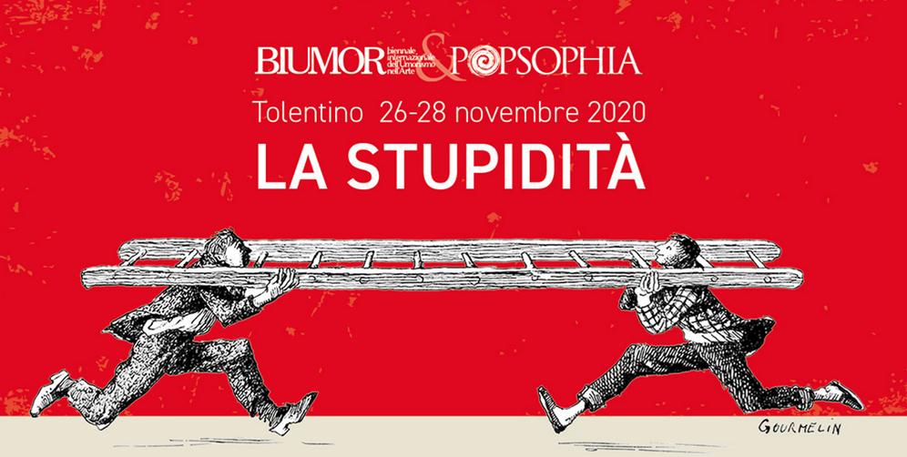 Lectio pop per la stupidità  BIUMOR 2020