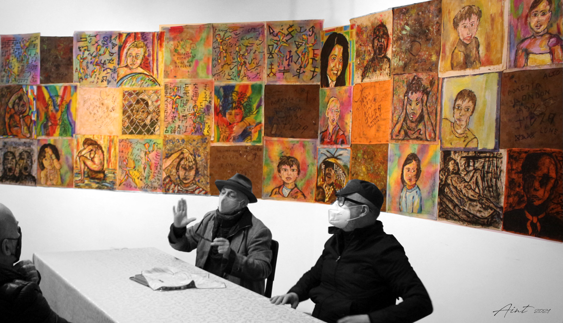 Artisti Di-spiegati al Micro Arti Visive
