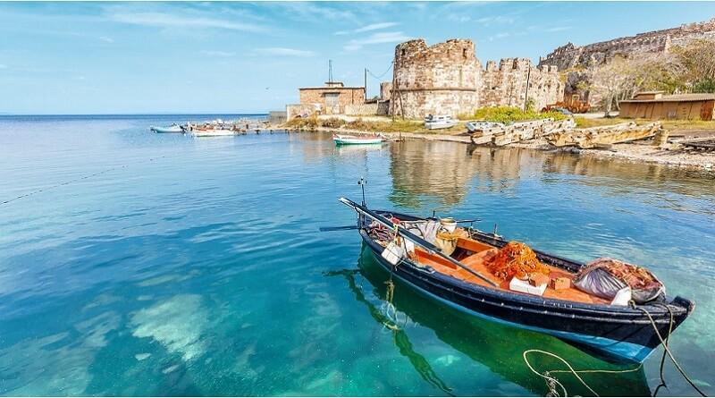 Grecia orientale: il Mar Egeo in barca a vela