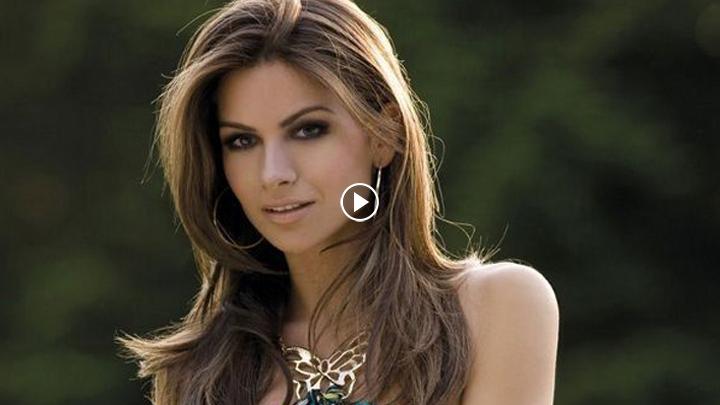 Alessia Ventura, vent'anni di bellezza in tv