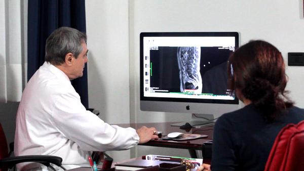 Chiropratico dolore schiena, ecco l'indagine promossa dall'AIC