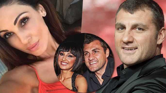 Anna Tatangelo e Christian Vieri, il flirt sotto gli occhi di Gigi D'Alessio?