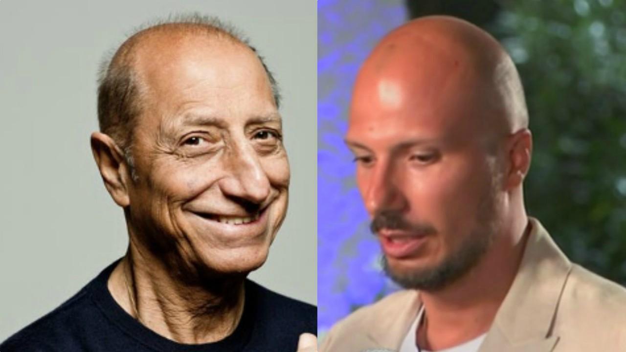Gabriele, il figlio di Pippo Franco a Temptation Island Vip 2. Cosa ne pensa il papà: «Non giudico, ma...»