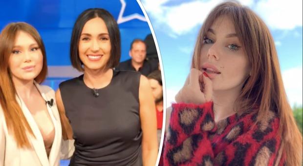 Al Bano e Loredana Lecciso, la figlia Jasmine a Vieni da me si confida con Caterina Balivo «Ora non mi importa più».