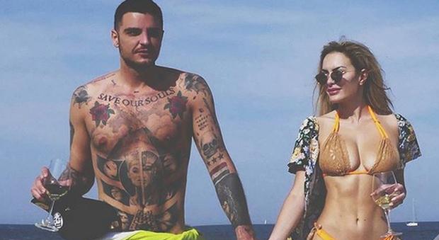 Luigi Mario Favoloso ed Elena Morali si sono lasciati: «Come lo scorpione ha deciso di pungere». Lei risponde su Instagram
