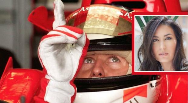 Schumacher, Elisabetta Gregoraci al Grande Fratello Vip svela il mistero sulle vere condizioni del campione tedesco