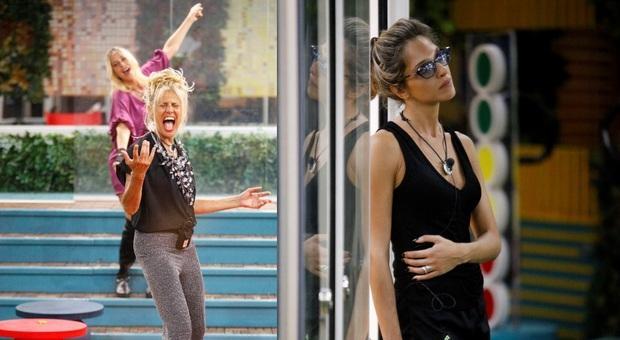 Gf Vip, Maria Teresa Ruta furiosa con l'ex Amedeo Goria: «Lo querelo. Non sa nemmeno se sua figlia Guenda ha avuto il morbillo»