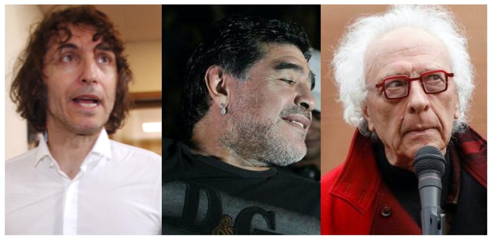Maradona, Mughini: «Era sfatto e disperato». La Zanzara choc: «Non si può piangere un cocainomane»