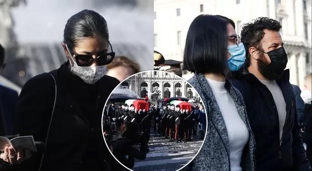 Luca Attanasio e Vittorio Iacovacci, a Roma i funerali di Stato: «Oggi piangere è doveroso»