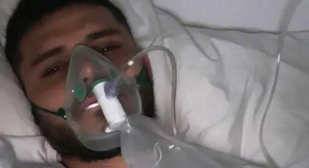Paura per Mauro Icardi, la foto con la maschera d'ossigeno fa il giro del web: il motivo fa scoppiare la polemica