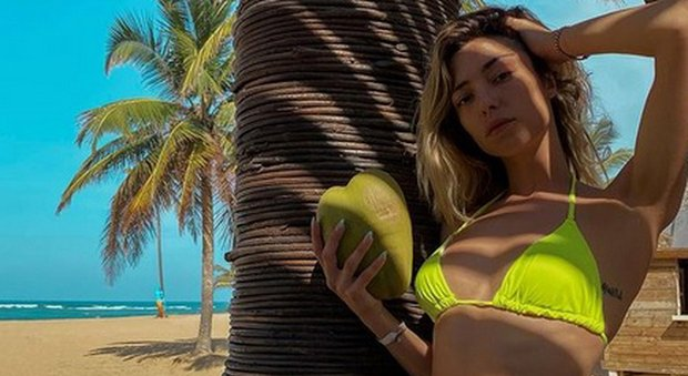 Soleil Stasi ritrova l'amore e vola al caldo... con l'ex di Belen Rodriguez