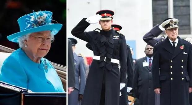 Funerali del Principe Filippo, la Regina Elisabetta pronta a cambiare una legge per fare una sorpresa a Harry