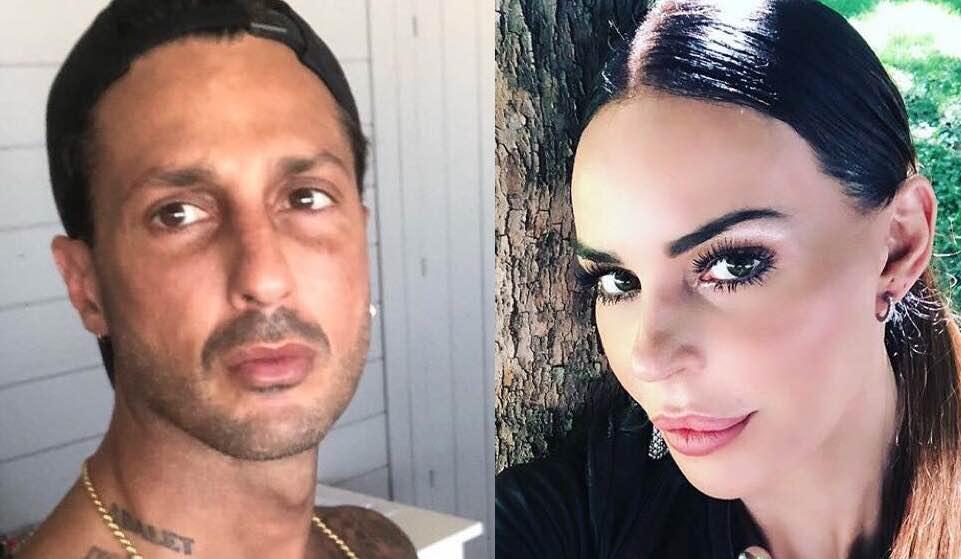 Fabrizio Corona e Nina Moric fanno la pace: affidamento congiunto del figlio Carlos Maria