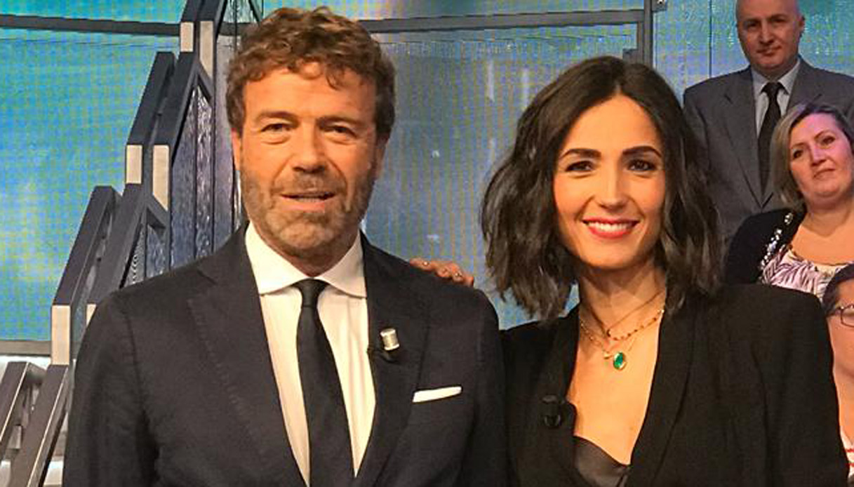 """Massimo Ciavarro a Caterina Balivo: Ho iniziato a lavorare a 14 anni perché mio padre era appena morto e la mia famiglia aveva bisogno"""""""
