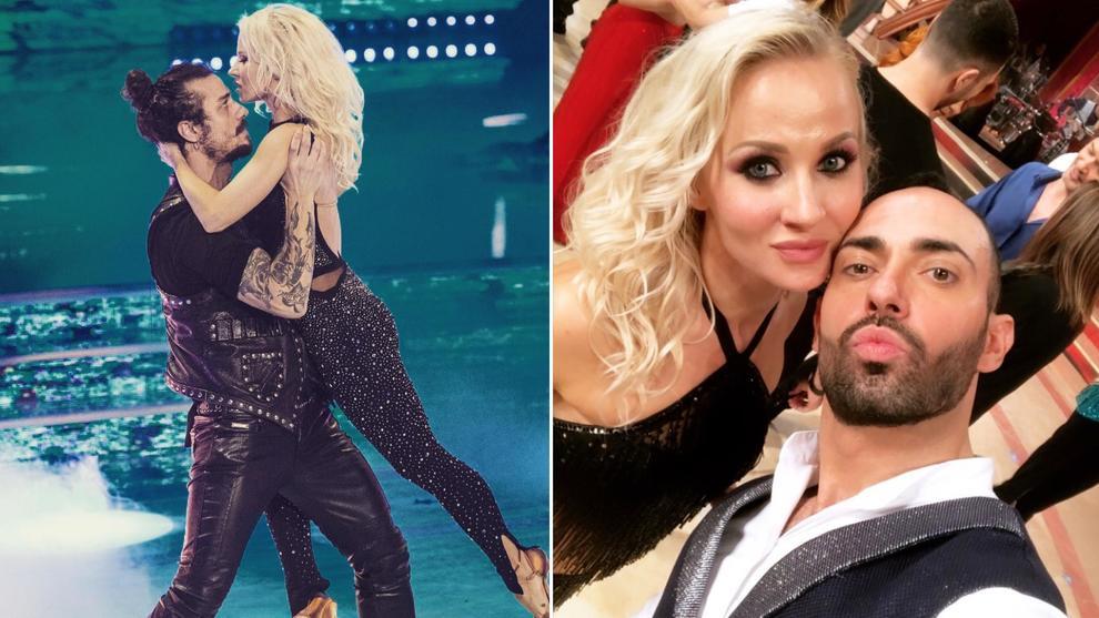 Ballando, l'intesa sempre più forte tra Osvaldo e Veera Kinnunen fa infuriare di gelosia Stefano Oradei?